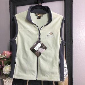 NORTH END Vest Fleece Extra Big Pockets Very Soft